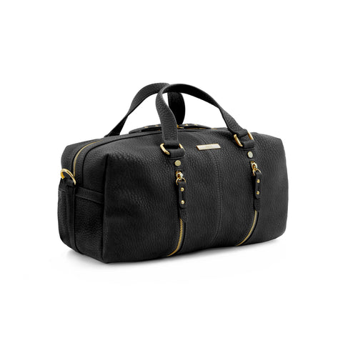 Spring Bliss Soft Satchel - Black