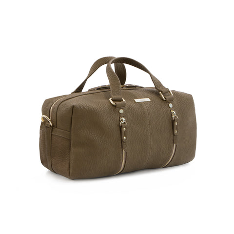 Spring Bliss Soft Satchel - Taupe