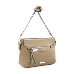 Bliss Crossbody - Taupe