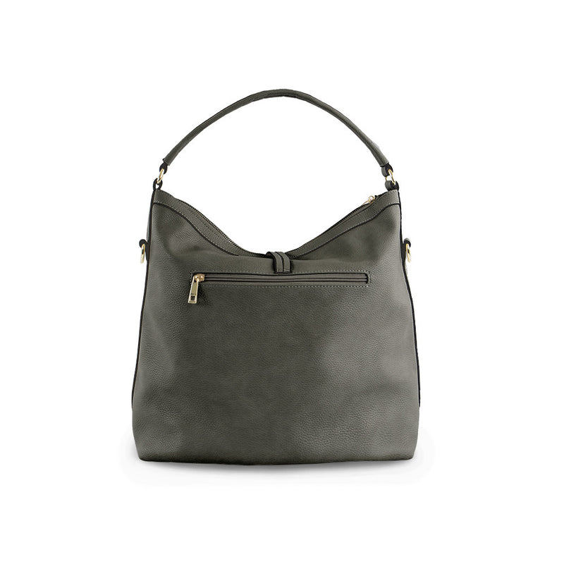 True Blue Large Hobo - Olive
