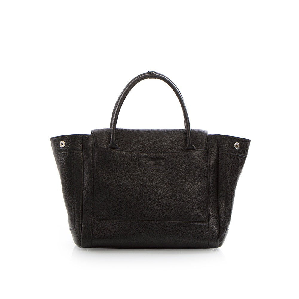 Barcelona Small Tote - Black