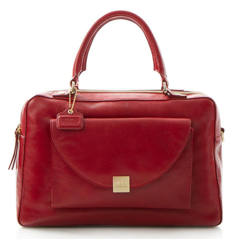 Jewels of Serendib Satchel - Ruby