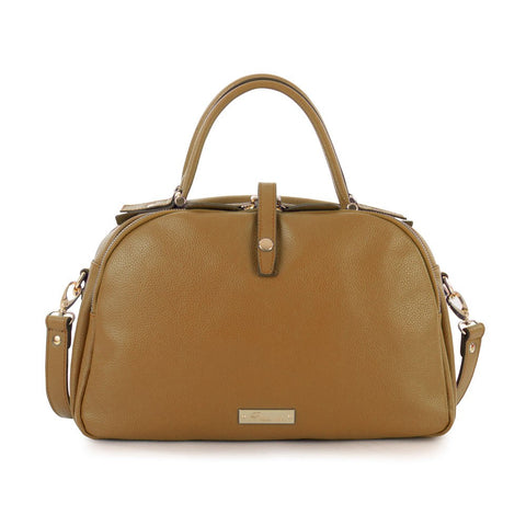 Saint-Tropez Travel Bag - Camel