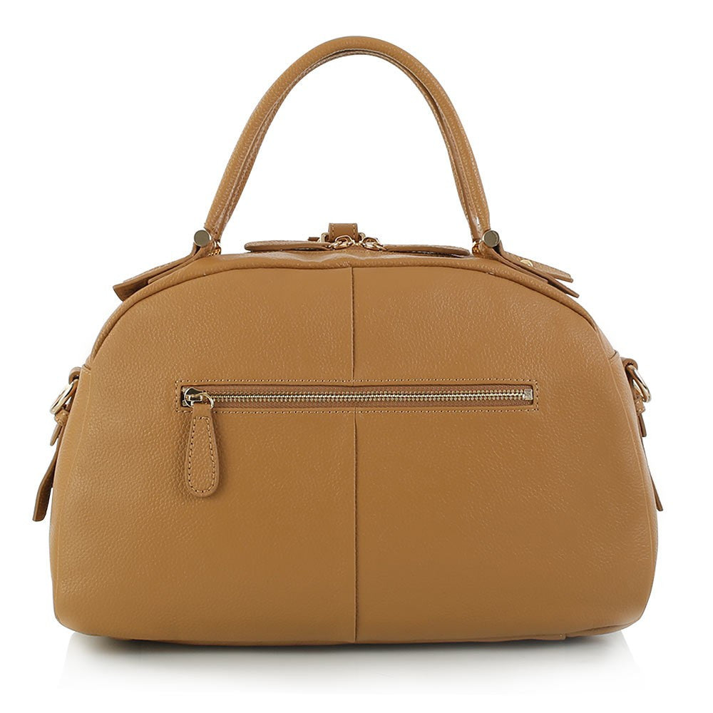 Saint-Tropez Travel Bag - Poppy