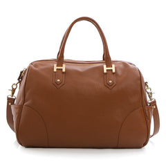 Soho Classic Buttery Large Satchel - Tan