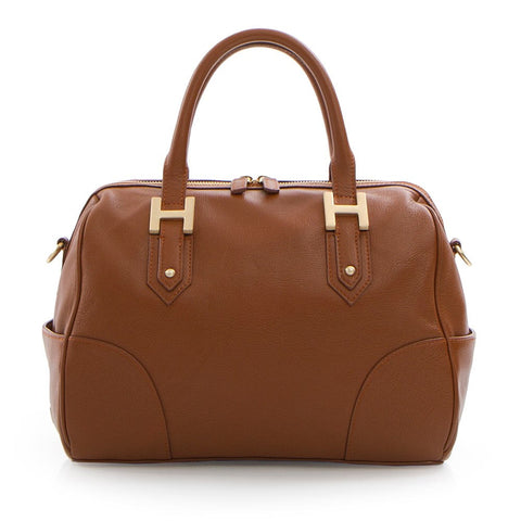 Soho Classic Buttery Small Satchel - Tan