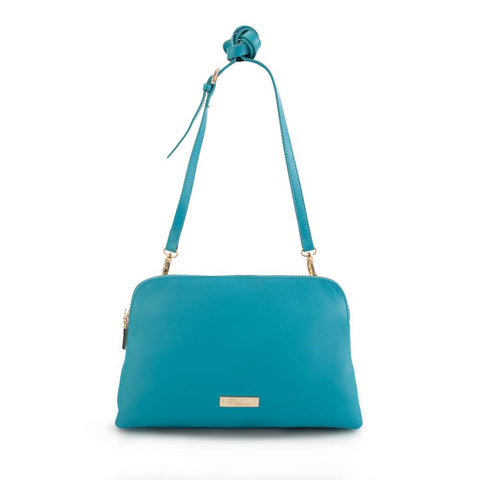 Maui Bay Crossbody/Clutch - Turquoise