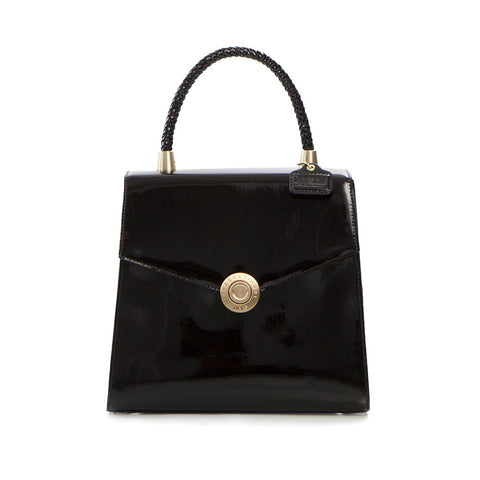 Yorkville Patent Small Arm Bag - Black