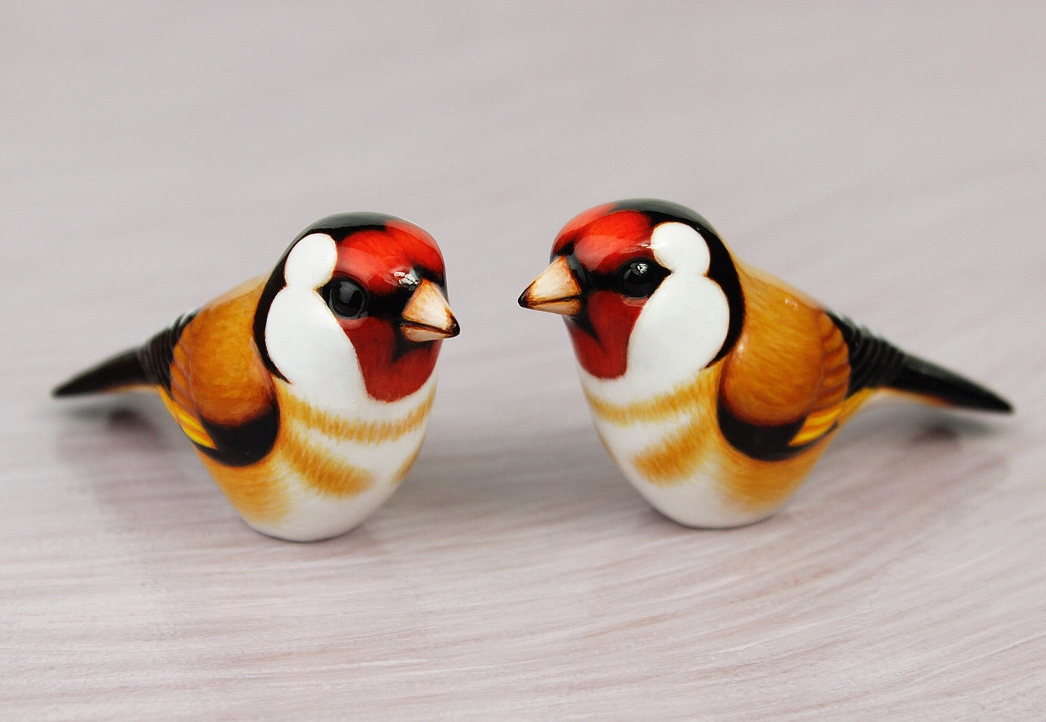 goldfinch figurines