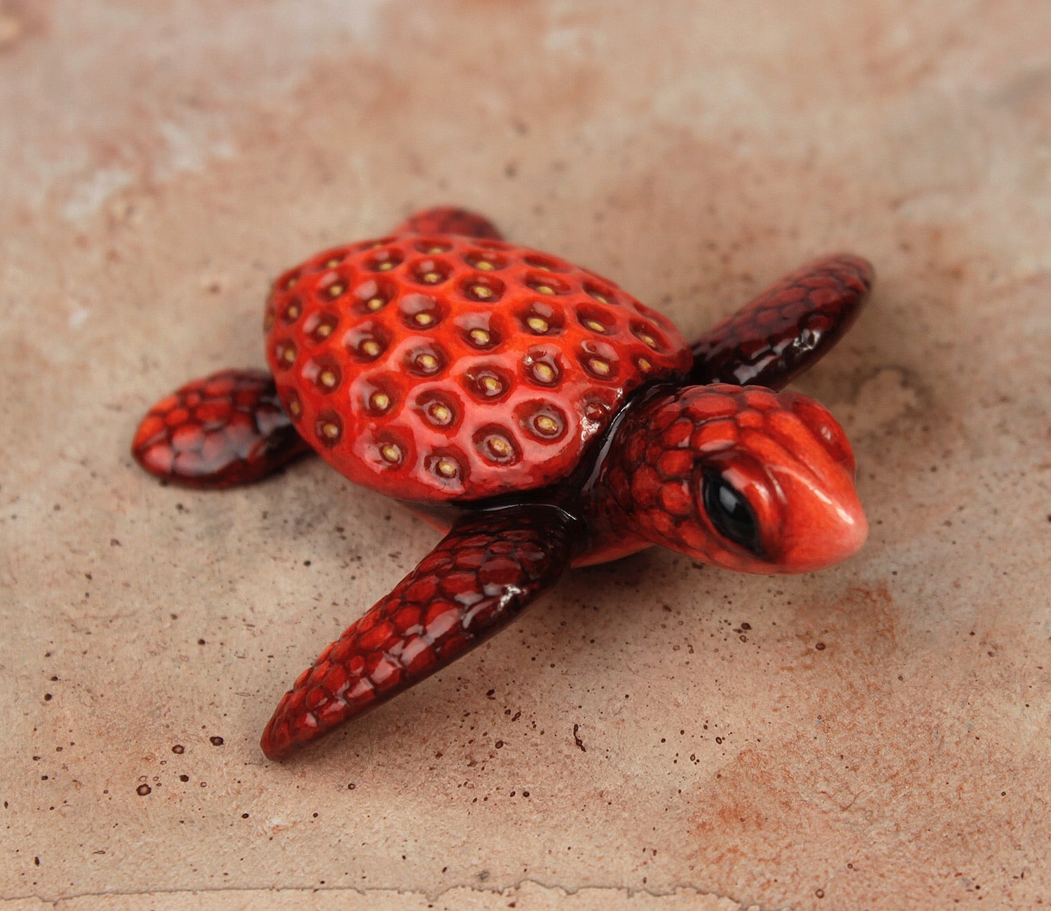 Strawberry turtle
