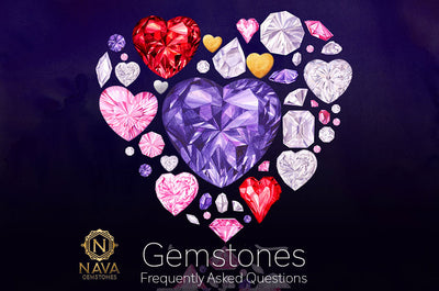 Frequently Asked Diamond Questions from Nava Gemstones