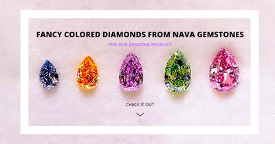 Fancy Colored Diamonds from Nava Gemstones