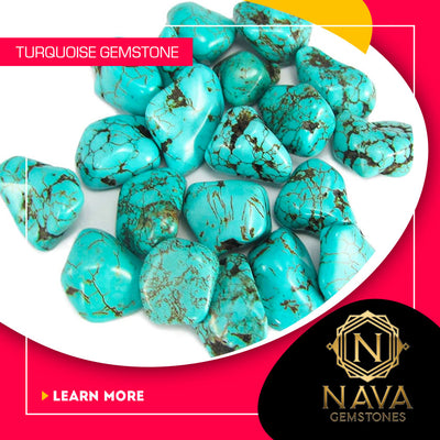 Turquoise Gemstone – House of the People