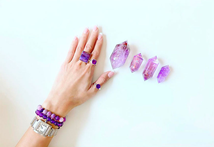 Amethyst Gemstone Properties