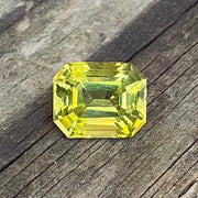 13.9 CT Citrine, Flawless Dark Yellow Color Gemstone