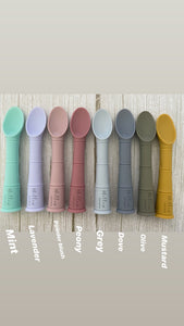 Silicone Spoons - 8 pack bundle