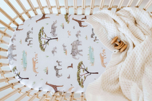 Load image into Gallery viewer, Safari | Bassinet Sheet / Change Pad Cover