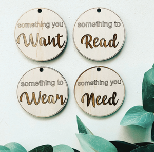 Classic Mindful Gifting Tags
