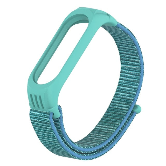 Replaceable silicone Sport Wristband For XIAOMI  Mi 3/4