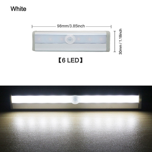 Motion Sensor Light LED
