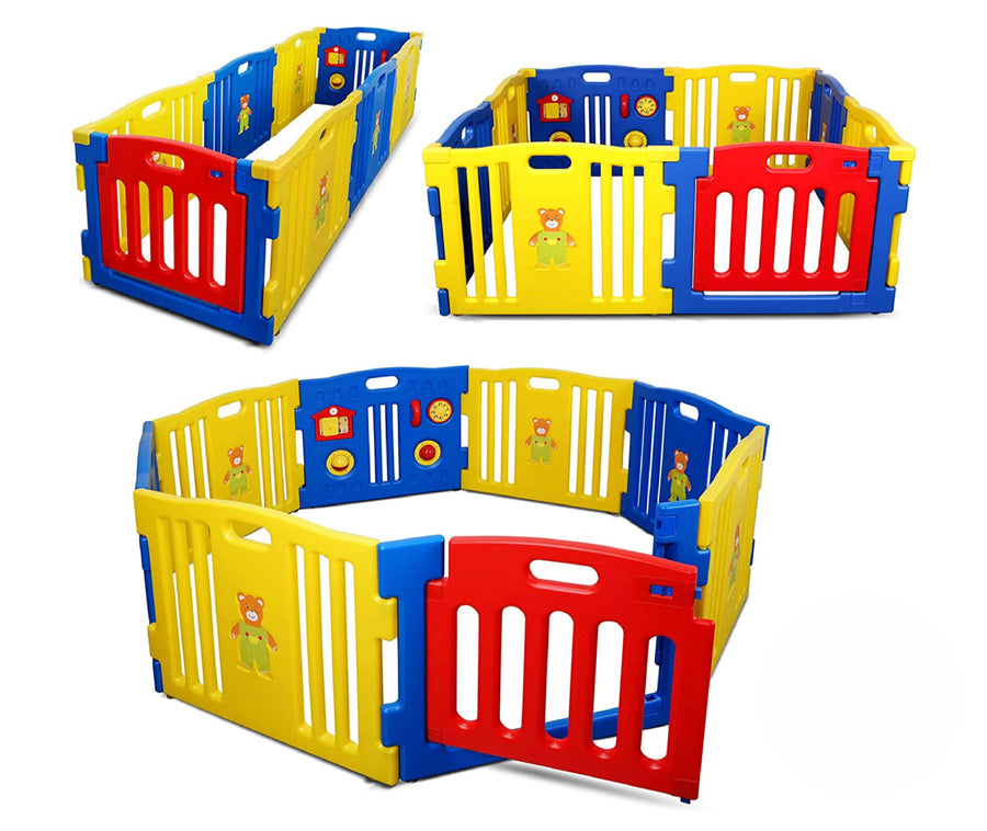 CubZone Playpen and Activity Center