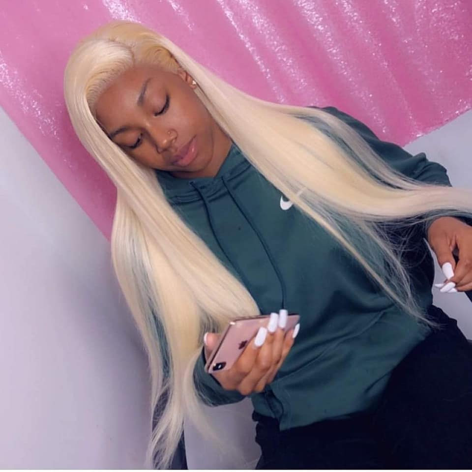 #613 Lace Front & Full Lace Wigs