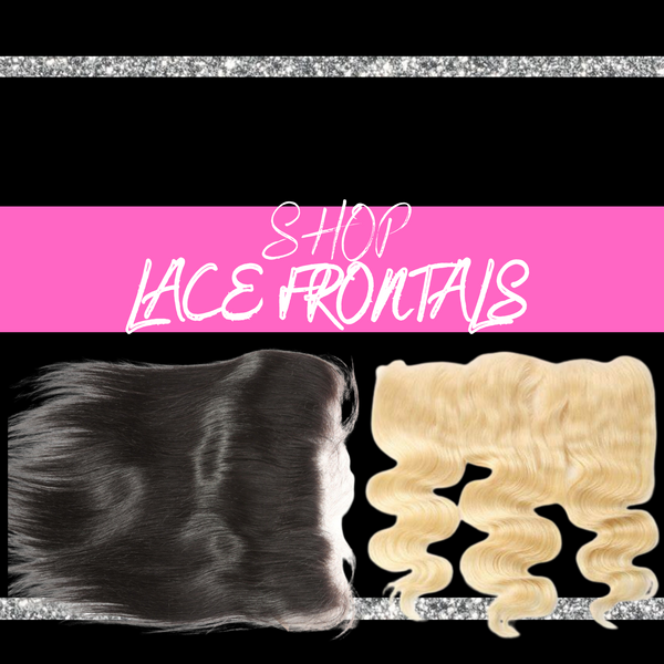 Lace Frontal Closures