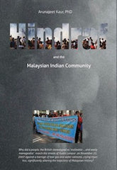Hindraf book cover