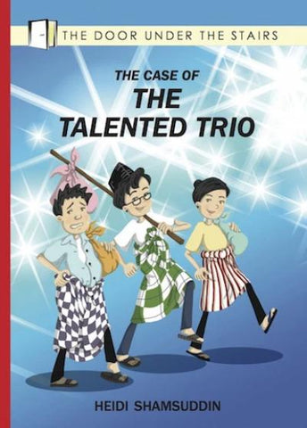The Case of the Talented Trio