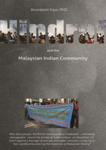 Hindraf and the Malaysian Indian Community (E-book)
