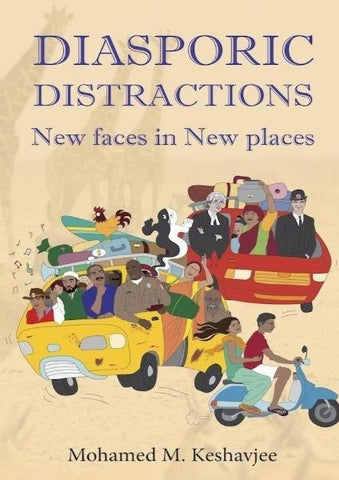 Diasporic Distractions (E-book)