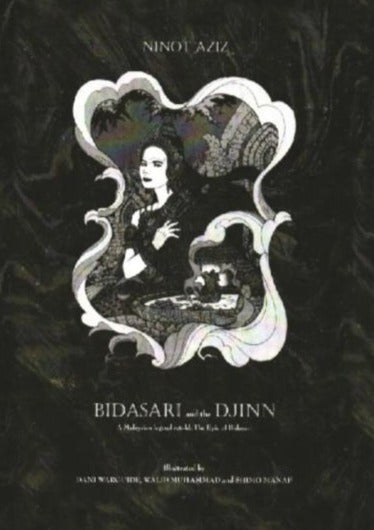 Bidasari and the Djinn