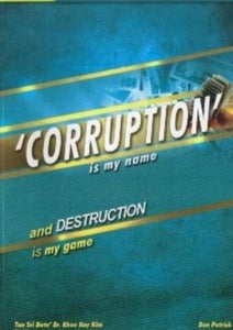 'Corruption' is my name and Destruction is my game