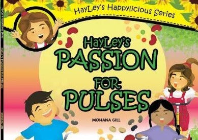 Hayley's Passion for Pulses