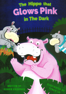 The Hippo that Glows Pink in the Dark