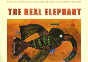 The Real Elephant - Big Book Edition