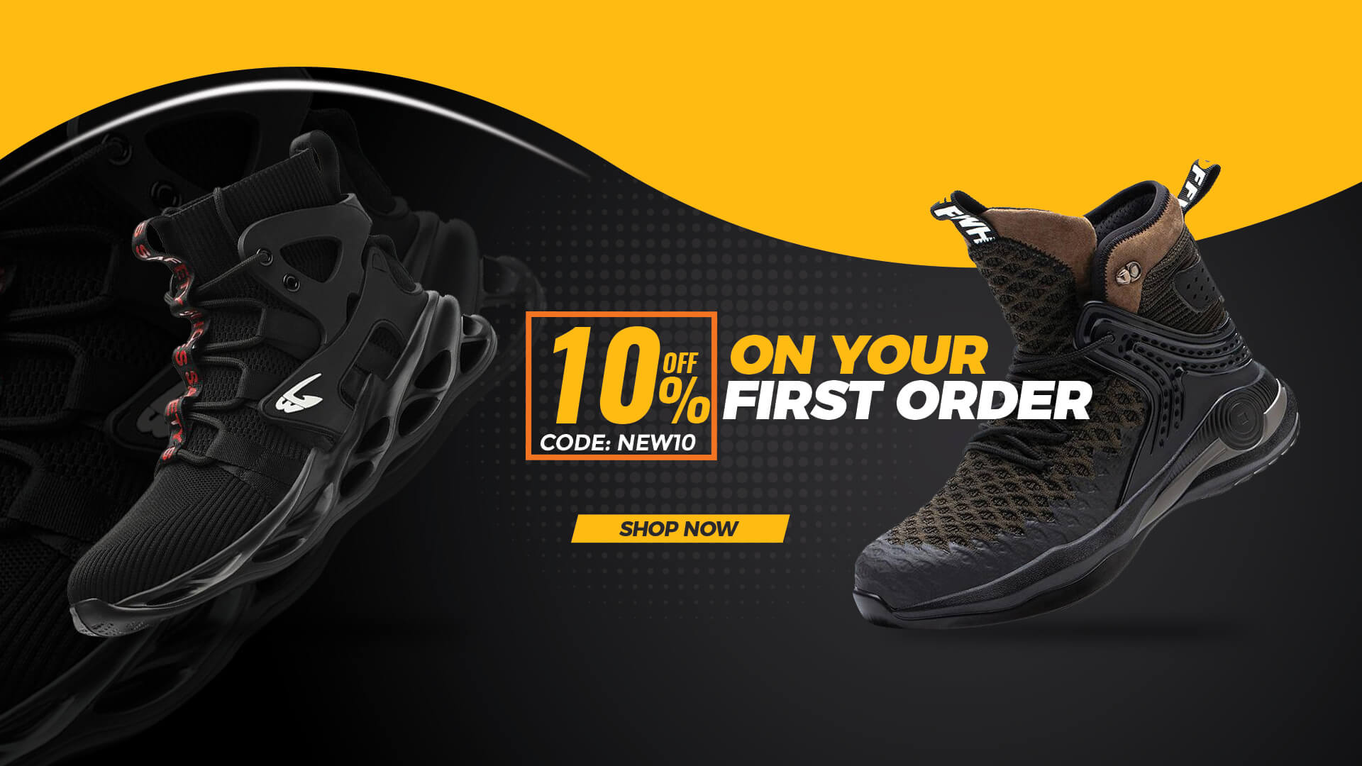 Shop Maven Safety Shoes and Boots with 10% Off Discount