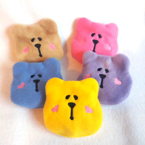 Booboo BEAR With Rice Pack the perfect baby shower party favor