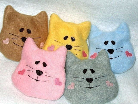 BOOBOO CAT With Rice Pack the perfect baby shower party favor