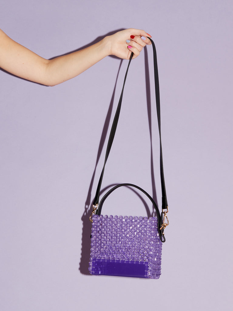 Scarlett Bag in Purple