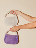 James Bag in Purple