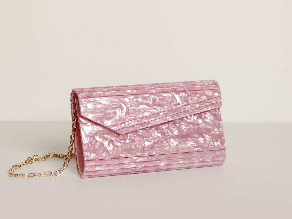 Electra Purse in Pink