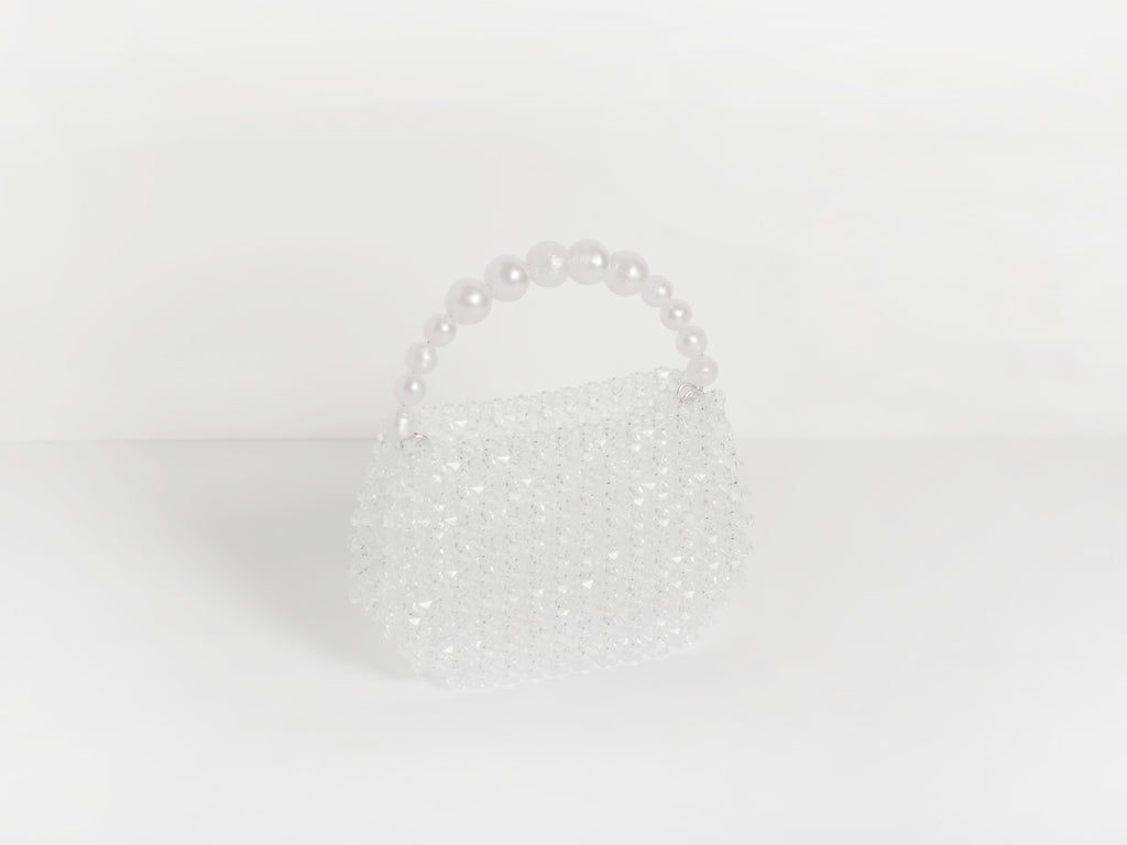 James Bag in Clear