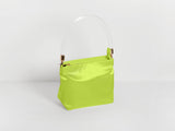 Mila Handbag in Lime