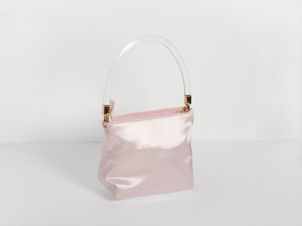 Mila Handbag in Pink