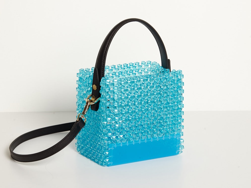 Scarlet Bag in Blue