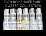 Bath Bomb-Safe Fairy Duster Set