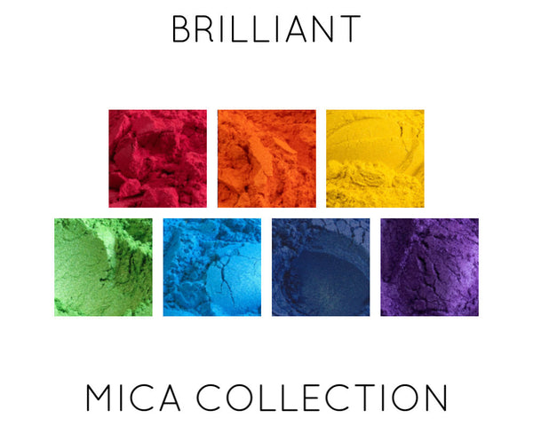 Mad Micas Brilliant Mica Collection