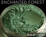 Enchanted Forest Premium Green Mica