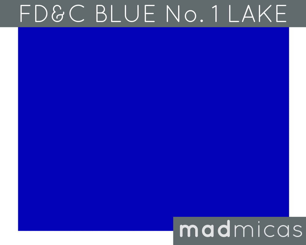 FD&C Blue No. 1 Lake